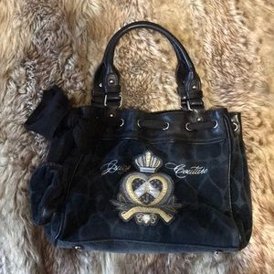 Juicy Couture Daydreamer Slouchy Hobo Shoulder Bag